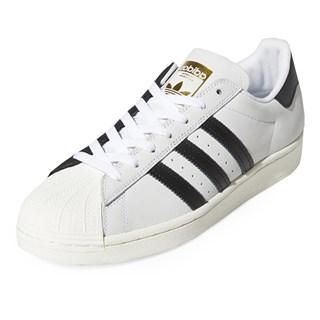 Tênis Adidas Superstar 50 Cloud White Black