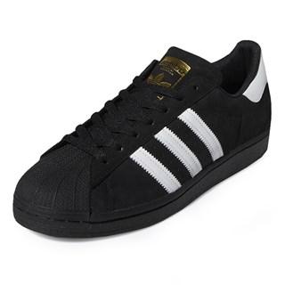 Tênis Adidas Superstar 50 Preto e Branco FV0321