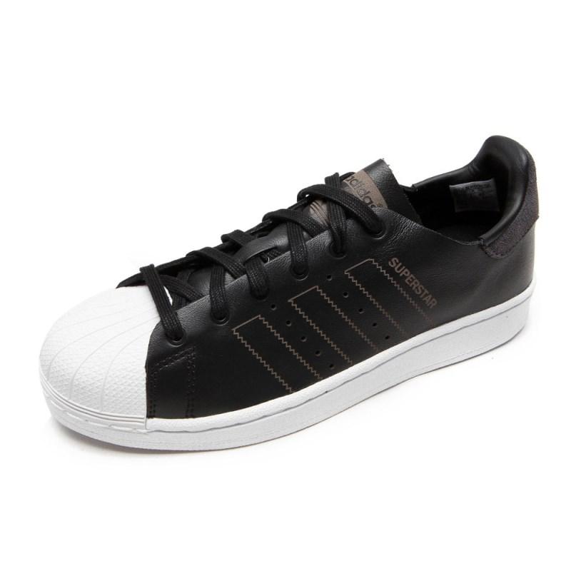 9c29421fb5 Tênis Adidas Superstar Decon Preto - BY8700 - Back Wash