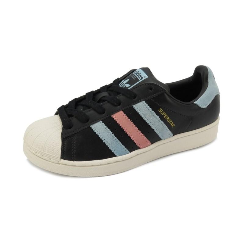Tênis Adidas Superstar Feminino Black BB2141