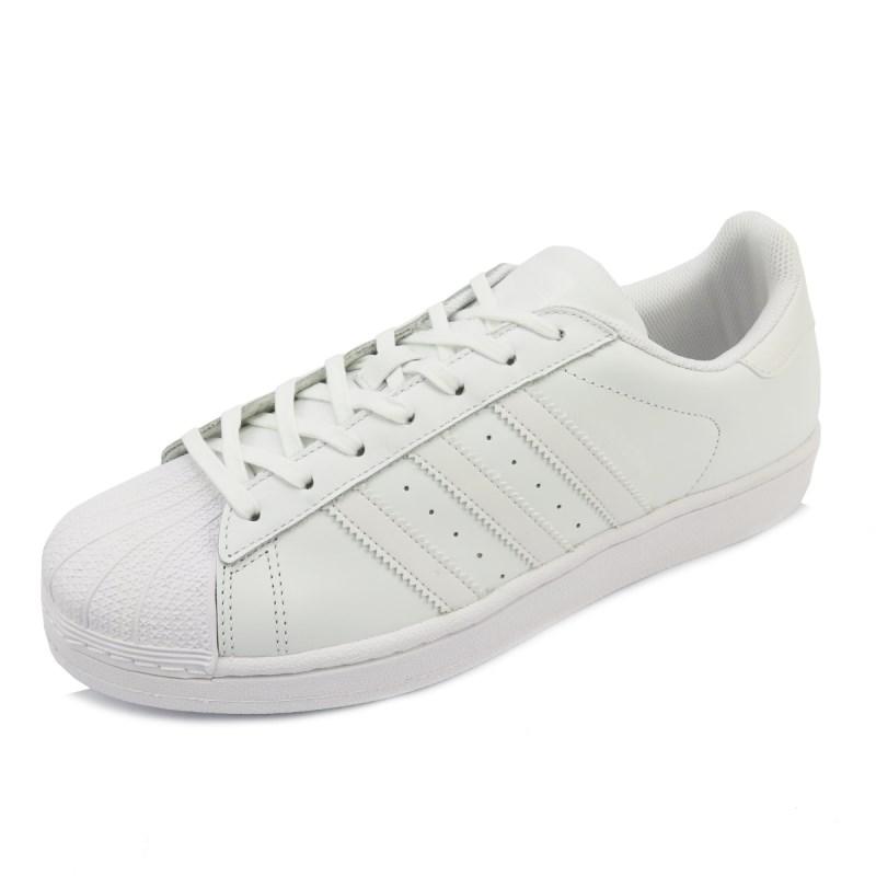 Tênis Adidas Superstar Foundation White