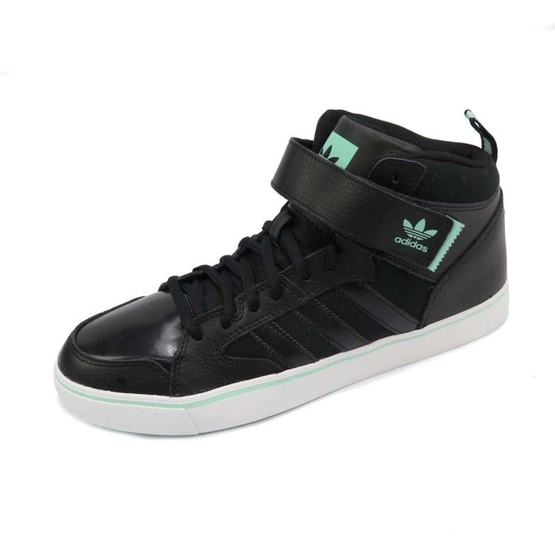 Tênis Adidas Varial II Mid Black - Compre na Back Wash 8bd858cfe7dd2