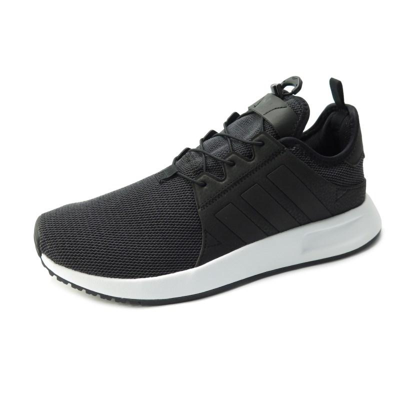 169a1128be6 Tênis Adidas X PLR Black White - Back Wash