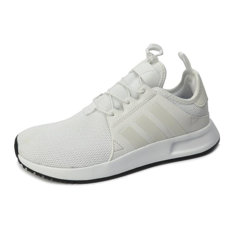 Compre Tênis Adidas X PLR White White na Back Wash! 09e9d4918b130
