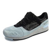 Tênis Asics Gel Lyte III Black/Light Blue