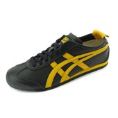 Tênis Asics Onitsuka Tiger Mexico 66 Black/Gold
