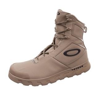 Tênis Coturno Oakley Militar O-MD 1 High Almond Bege