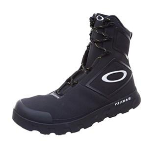 Tênis Coturno Oakley Militar O-MD 1 High Preto