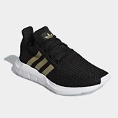 Tênis Feminino Adidas Swift Run Preto - F34309