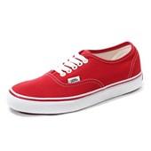 Tênis Feminino Vans Authentic Red Vermelho