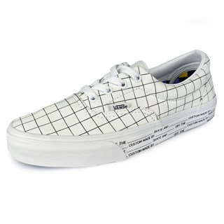 Tênis Feminino Vans Era U-Color Checkerboard / True White