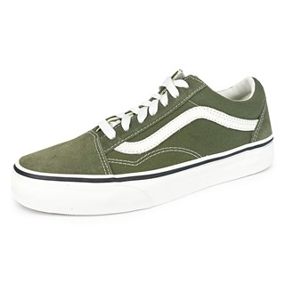Tênis Feminino Vans Old Skool Grape Leaf / True White