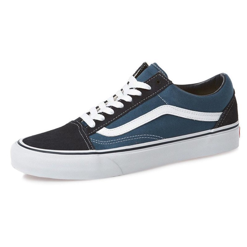 Tênis Feminino Vans Old Skool Navy Azul