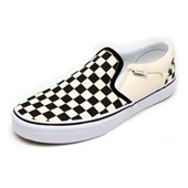 Tênis Feminino Vans Slip-On Checkerboard