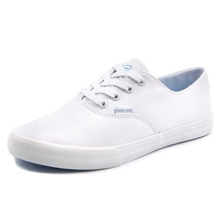 Tênis Mary Jane Yoga Ultra White