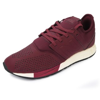 Tênis New Balance MRL247LV Bordo