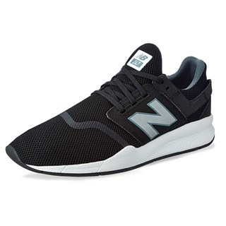 Tênis New Balance MS247FF Preto e Branco
