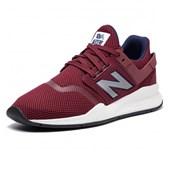 Tênis New Balance MS247FG Bordo