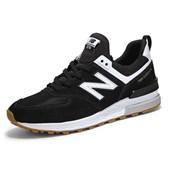 Tênis New Balance MS574FCB Preto