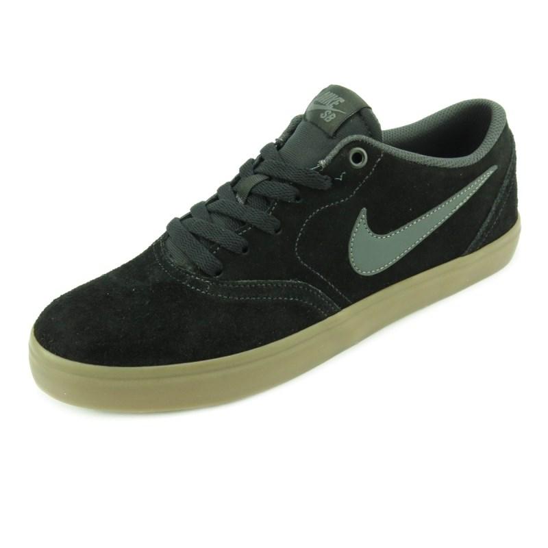 Tênis Nike SB Check Black/Gum