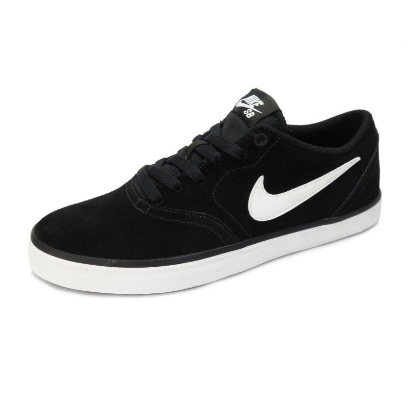 Tênis Nike SB Check Black/White