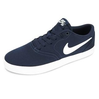 Tênis Nike SB Check Solar Canvas Azul
