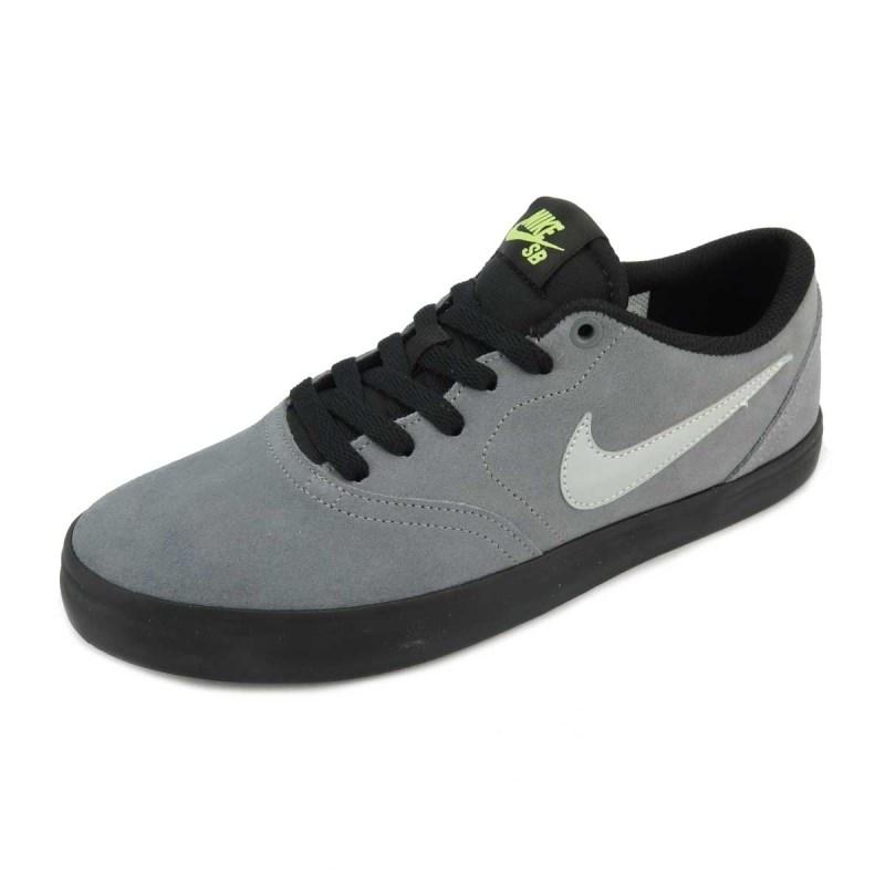 T nis Nike SB Check Solar Cool Grey - Back Wash be358dc809231