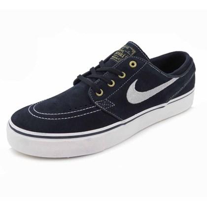 Tênis Nike SB Stefan Janoski Azul/Branco