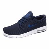 Tênis Nike SB Stefan Janoski Max Azul