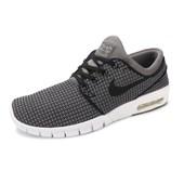 Tênis Nike SB Stefan Janoski Max Cinza 631303-024