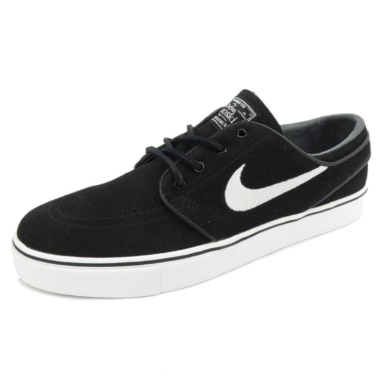 Tênis Nike SB Stefan Janoski OG Black/White