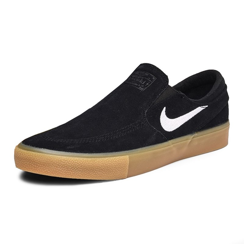 Tênis Nike SB Zoom Janoski Slip-On RM Preto