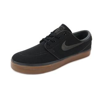Tênis Nike SB Zoom Stefan Janoski Black/Gum Med