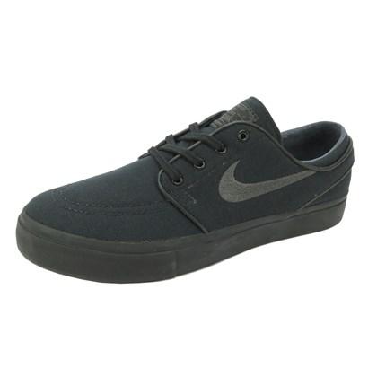 Tênis Nike SB Zoom Stefan Janoski Canvas Black/Black
