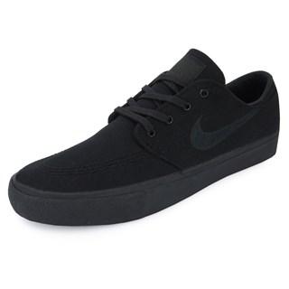 Tênis Nike SB Zoom Stefan Janoski Inteiro Preto