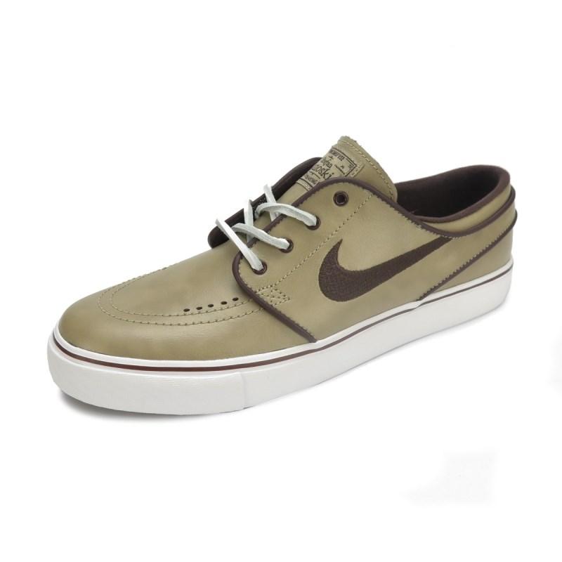 pretty nice 3805b 68b1e Tênis Nike SB Zoom Stefan Janoski OG Khaki