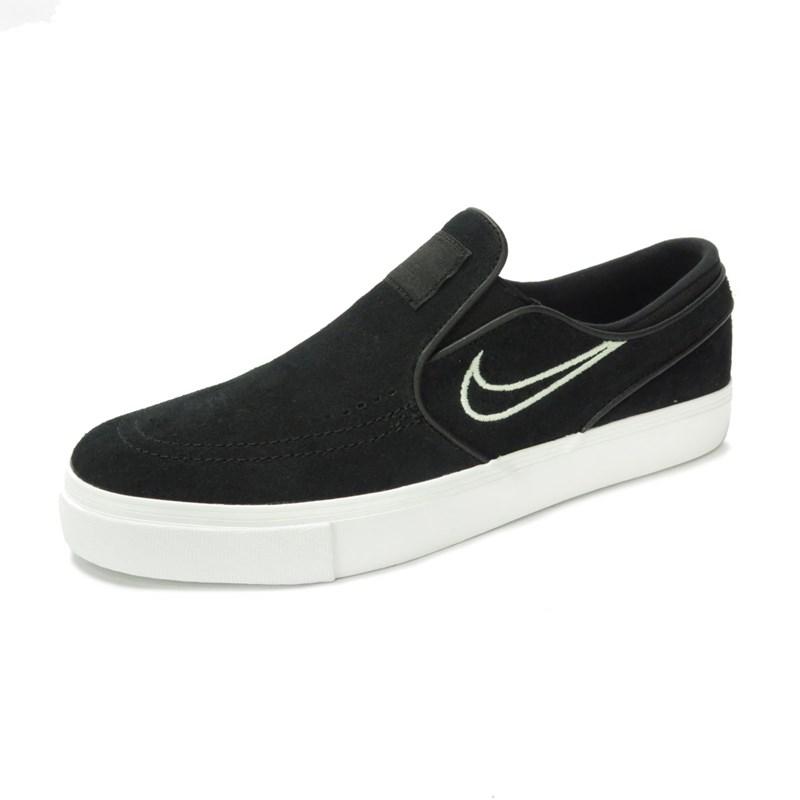 c4f004ce50 Tênis Nike SB Zoom Stefan Janoski Slip Preto - Back Wash