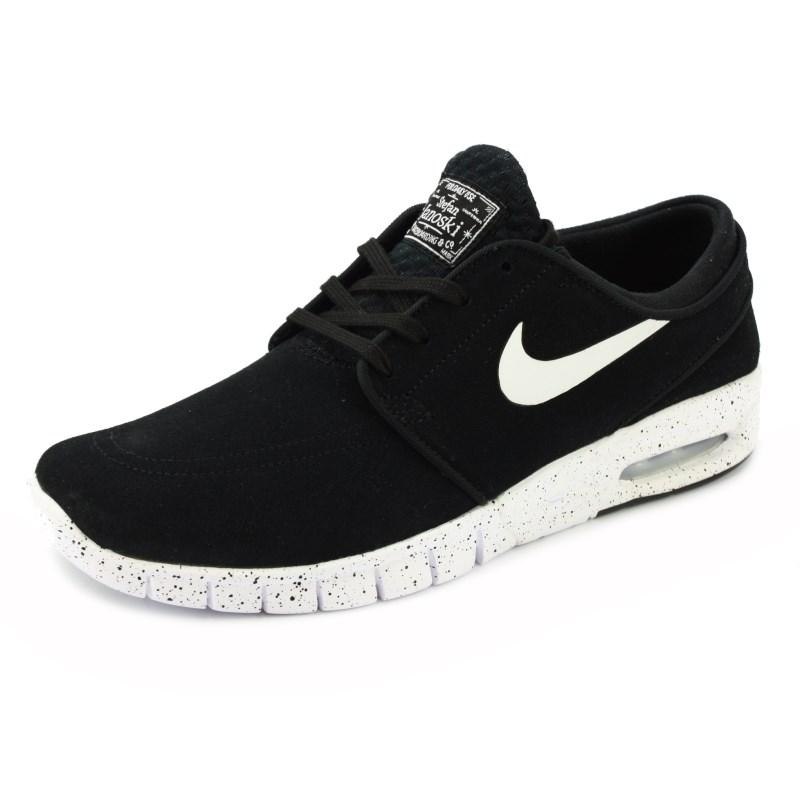 Tênis Nike Stefan Janoski Max L Black