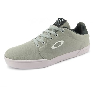 Tênis Oakley Flyer Print Light Grey Cinza