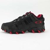 Tênis Oakley Hardshell Black/Red