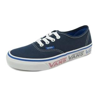 Tênis Vans Authentic Checker Tape/Dress Azul