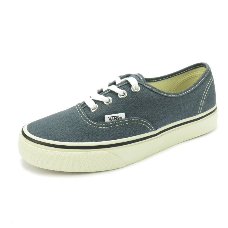 Tênis Vans Feminino Authentic Vintage Azul - Back Wash fc9d24b0e6001