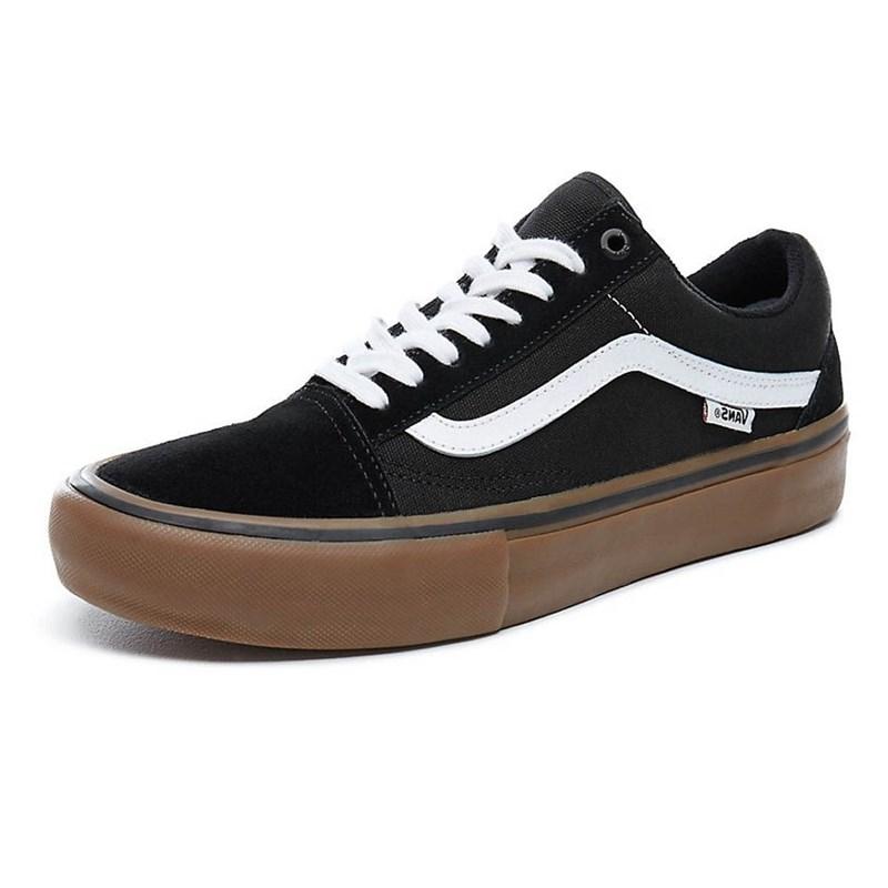 Tênis Vans Old Skool Black Gum