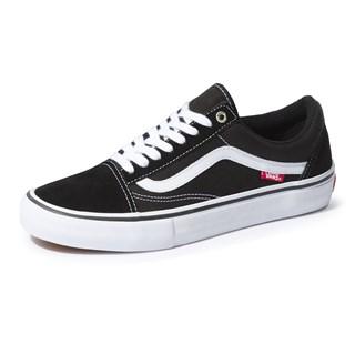 Tênis Vans Old Skool Pro Ultra Cush Black/White