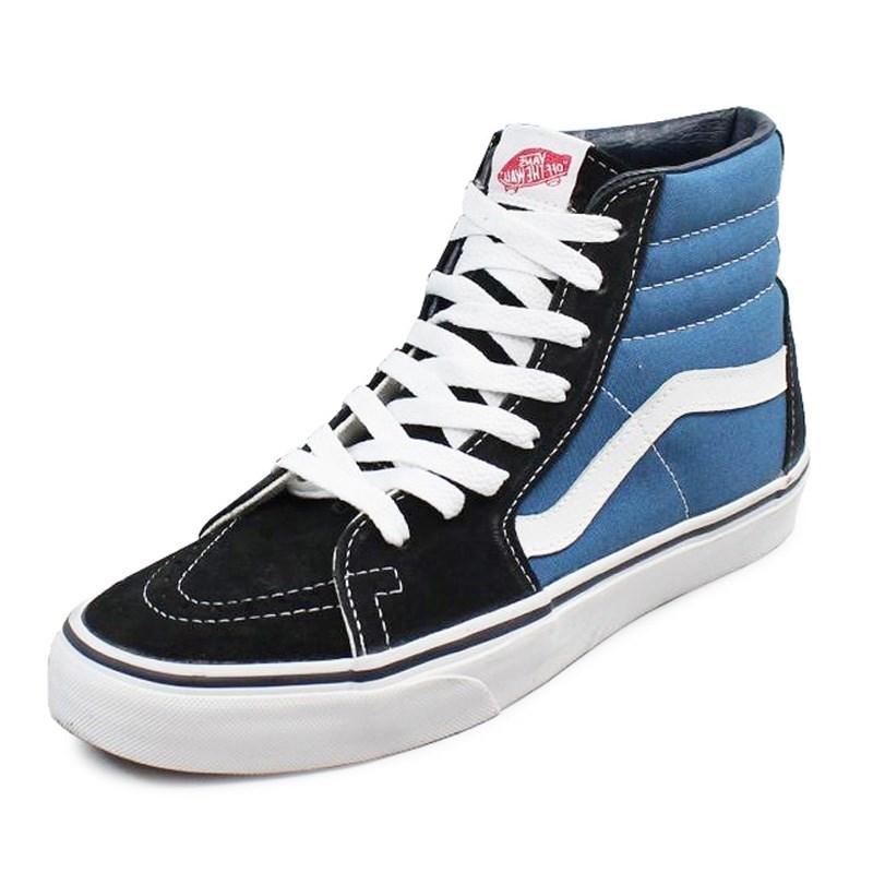 Tênis Vans Sk8-Hi Azul VN000D5INVY - Back Wash 11dfe04d4f674