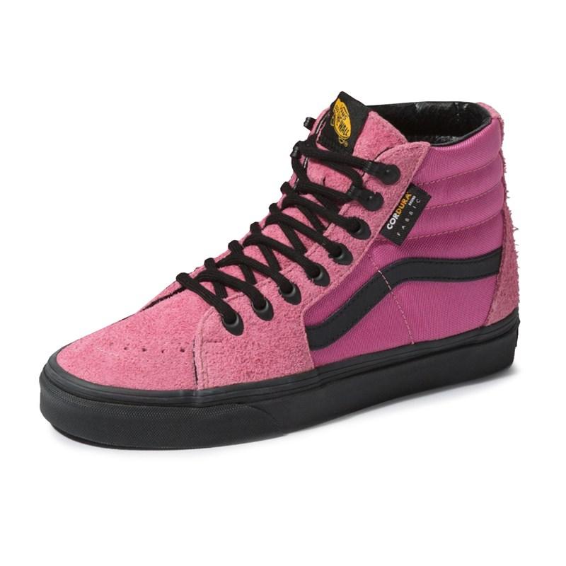 Tênis Vans Sk8-Hi CorduraAzalea Pink - Black