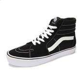 Tênis Vans Sk8-Hi Lite Preto e Branco